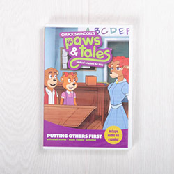 Paws & Tales DVD 4: Putting Others First