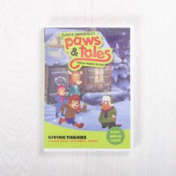 Paws & Tales DVD 5: Giving Thanks