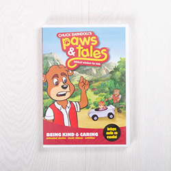 Paws & Tales DVD 8: Being Kind and Caring