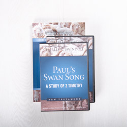 Paul's Swan Song: A Study of 2 Timothy, signature series with Bible companion