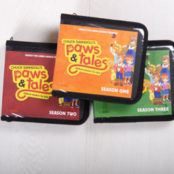 Paws & Tales Audio Set: Seasons 1-3