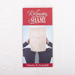 Releasing the Burden of Shame, booklet by Charles R. Swindoll