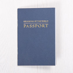 Religions of the World Passport, booklet by Insight for Living