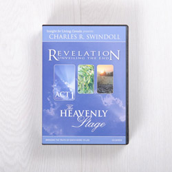 Revelation—Unveiling the End, Act 1: The Heavenly Stage, message series