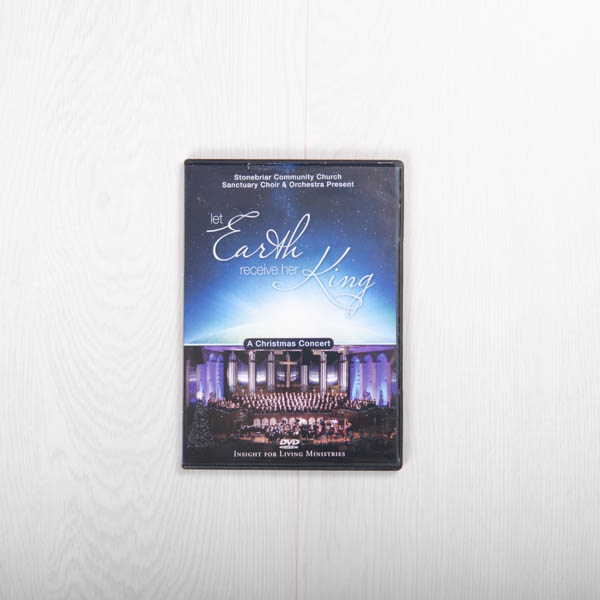 Let Earth Receive Her King, Christmas concert DVD