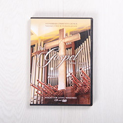 The Gospel: A Spring Concert, DVD and CD by Stonebriar Community Church choir and orchestra