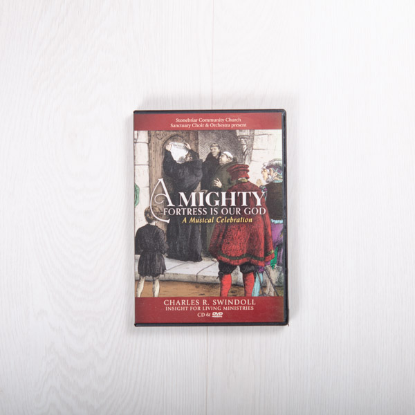 A Mighty Fortress Is Our God, DVD and CD set by Stonebriar Community Church Sanctuary Choir and Orchestra