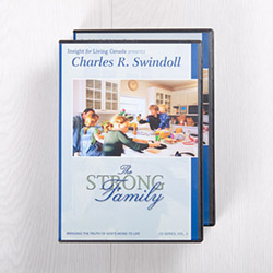 The Strong Family, message series