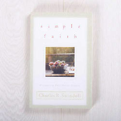 Simple Faith, paperback by Charles R. Swindoll