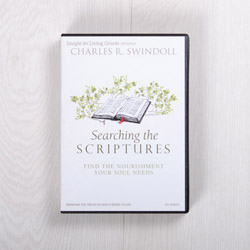 Searching the Scriptures: Find the Nourishment Your Soul Needs, classic series
