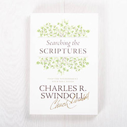 Searching the Scriptures: Find the Nourishment Your Soul Needs, paperback by Charles R. Swindol