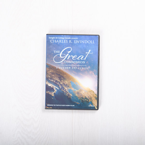 The Great Commission, message set