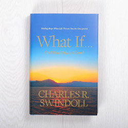 What If...God Has Other Plans? Hardcover by Charles R. Swindoll